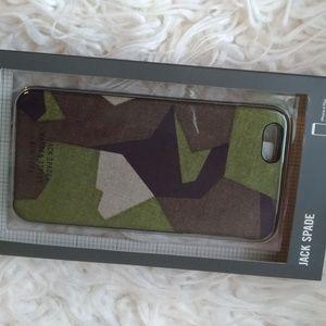 Jack Spade Military Case iPhone 6 plus